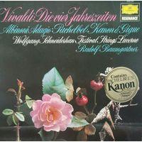 A. Vivaldi  1968, DG, LP, Germany