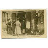 Черно белая открытка город Лида(прошедшая почту) 2
