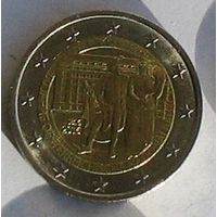 2 евро 2016 Австрия Национальный банк