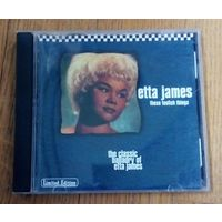 Etta James - these foolish things
