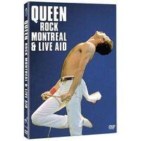 Queen: Rock Montreal & Live Aid  (2DVD)