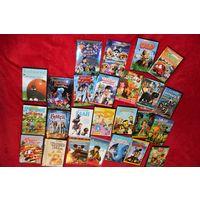 Мультфильмы DVD-диски