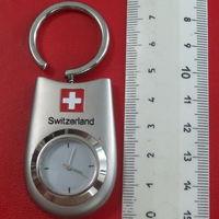 Часы брелок Switzerland Швейцарские