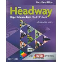 Soars J., Soars L. New Headway, fourth edition (Elementary, Beginner, Pre-Intermediate, Intermediate, Upper-Intermediate, Advanced)