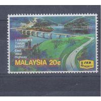[265] Малайзия 1983. Мост. MNH