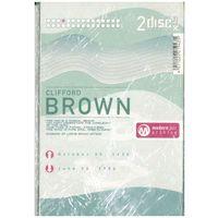 2CD-digibook Clifford Brown - Modern Jazz Archive