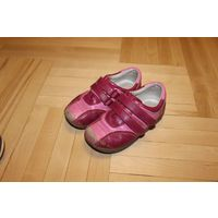 Туфли ботинки кожа р.26