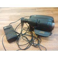 Видеокамера JVC GR-AX48E стандарта Super HG
