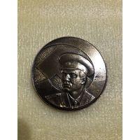 Настольная медаль 60 лет советской милиции