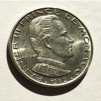 Монако 1 франк, 1982 5-5-18