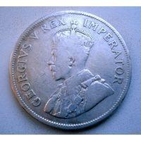 ЮАР. 2,5 шиллинга 1928 г.