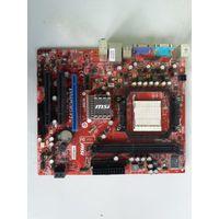 Материнская плата AMD Socket AM2/AM2+ MSI K9N6PGM2-V2 (908195)