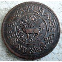 Тибет. 1 шо (1900 - 1920 г.) - 2