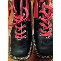 Ботинки лыжные ссср 262