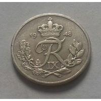 10 эре, Дания 1948 г.