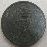 Дания 1 эре 1964 г.