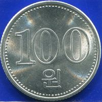 Северная Корея 100 вон 2005 UNC