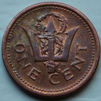 Барбадос, 1 цент 2007 г.