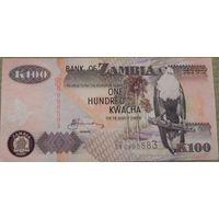 2. Замбия 100 квача прес