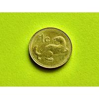 Мальта. 1 цент 2007.