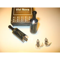 РАСПРОДАЖА! ОРИГИНАЛЬНЫЙ Клиромайзер (Бак) Vision Mega ViviNova 3.5 МЛ (Обслуживаемый, сменная головка испаритель) Black / White! Новые, в наличии! Пересылка почтой!