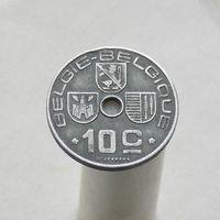 Бельгия 10 сантимов 1945