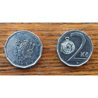Чехия, 2 кроны 2008