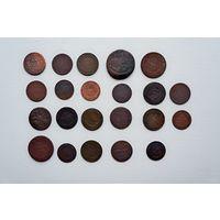 Лот монет РИ (22 штуки).3.