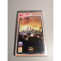 "Диск PSP ""NFS Undercover"""