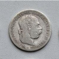 Австро-Венгрия 1 крона 1894 г.серебро.Самая низкая цена!