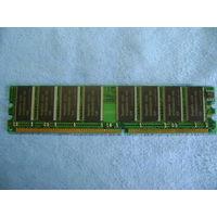 Модуль памяти DDR 256 Mb