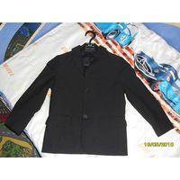 Черный пиджак детский