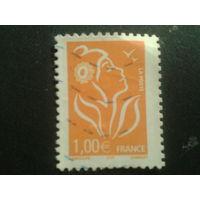 Франция 2005 стандарт 1,00