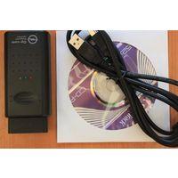 OPEL OP-COM v 1.45 адаптер для диагностики OPEL