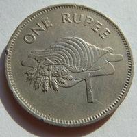 Сейшелы 1 рупия 1982 г
