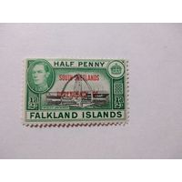 Фолклендские острова 1944