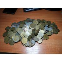 400 монет СССР до 1961 (1,2,3,5,10,15,20к) с 1р без минималки!