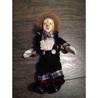 Кукла Клоун Германия фарфор