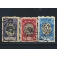 Лихтенштейн 1921-5 Замки Стандарт #53,54,64
