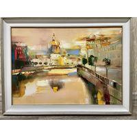 Картина |Санкт-Петербург| Гриневич Т.В; холст, масло