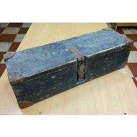 Ящик деревянный Sonderkart 6 I.F.H. 18 // 3 рейх.
