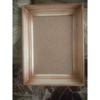 Рамка деревянная под фото 220х155