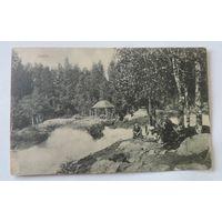 Открытка города Иматра. До 1917г. Финляндия.