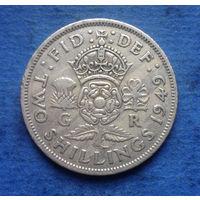 Великобритания 2 шиллинга 1949