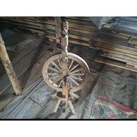 Коловорот (прялка) деревянная антиквариат раритет