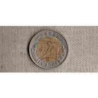 Малави 5 квача 2006/Биметалл(Ki)