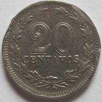 20 сентаво 1930 Аргентина