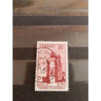 1955 французская колония Марокко архитектура (2-12)