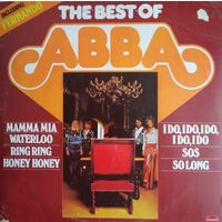 ABBA /The Best Of/1976, Polydor, Holland, LP, EX