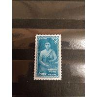 1962 Непал персоналии (4-6)